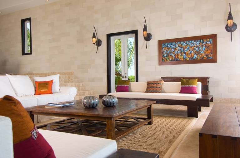 Villa Balinese luxury villa rental in Turks and Caicos Islands